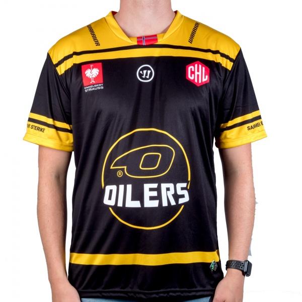 150d8ed37 CHL-socckey svart 17-18 - Oilersshoppen - Sammen er vi sterke!