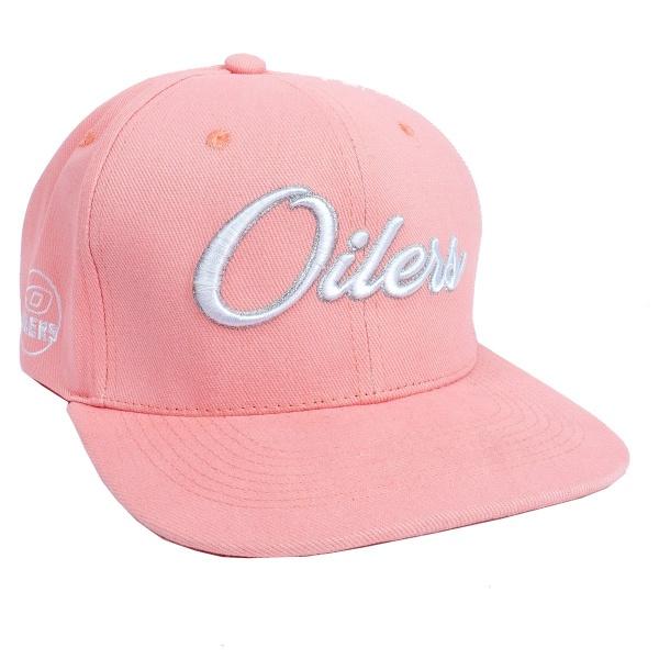 1962661b1 Script caps rosa - Snapback - Oilersshoppen - Sammen er vi sterke!