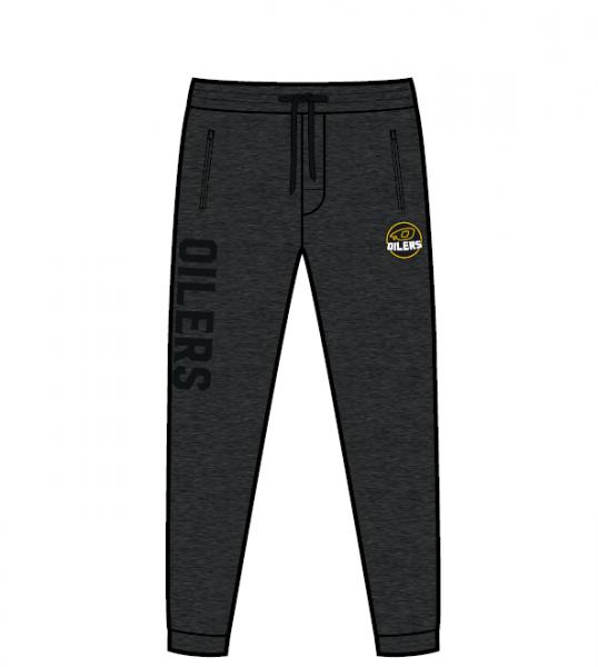 ef82e4527 Grå joggebukse med brodering- barn - Oilersshoppen - Sammen er vi ...